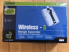 Linksys Wireless G Range Extender WRE64G