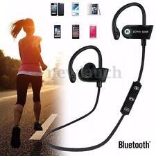 Écouteurs tours d'oreille en bluetooth sans fil sports