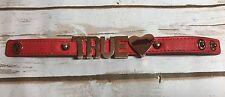 """BCBGeneration by BCBG Affirmation Bracelet Pink """"TRUE LOVE"""" Rose-Gold Metal"""