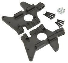 RPM 81072 Rear Bulkhead Set Black Traxxas T/E-Maxx