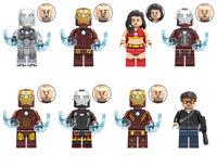 Iron Man Dance Girl Tony Pepper Marvel Avengers Infinity War New Collection 2019