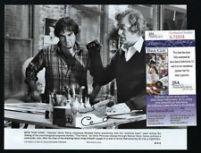 "Michael Caine signed vintage 8x10 photograph JSA Authenticated ""The Hand"""