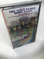 Rich Little The First Family Rides Again Cassette Tape TESTED WORKS