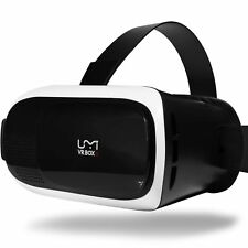 Virtual Reality VR Headset 3d Glasses for Android IOS iPhone Samsung Goggles