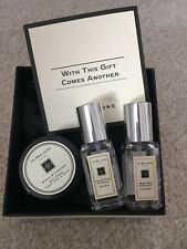 Jo Malone Gift Set - 2 x 9ml Colognes And 1 x Body Creme BRAND NEW