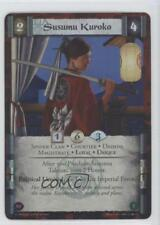 2013 Legend of the Five Rings CCG - Coils Madness #65 Susumu Kuroko Card 1i3