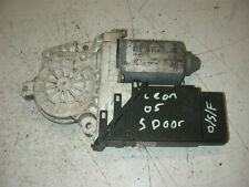 seat leon fr 1.9 tdi arl 2005 o/s/f fahrerseite vorne fenstermotor t23