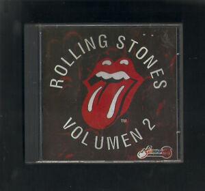 THE ROLLING STONES,Coca-Cola presenta Rolling Stones Vol.2,Six track CD.Mexico?