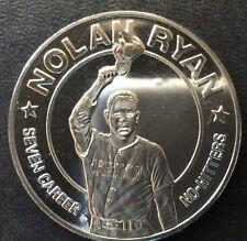 1993 Republic of Liberia $1 Nolan Ryan Copper-Nickel Coin A3878