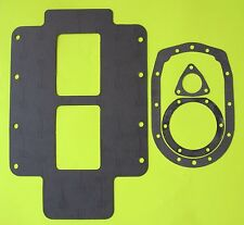 671 6-71 thru 14-71 BLOWER 4 PIECE GASKET SET, BASE, FRONT COVER, BEST QUALITY!