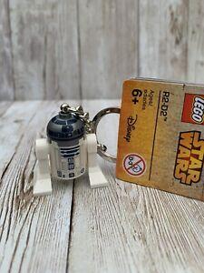 Lego Star Wars R2-D2 Key Ring/ Key Chain BRAND NEW