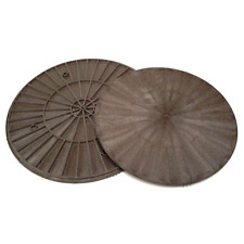 "Speedball B14 14"" Round Universal Pottery Wheel Bat Matte finish Brand New"