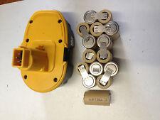 1 Bloc Batterie  DEWALT  18 V  XRP 3 Ah  NI MH  + de capacité ( no battery)