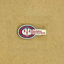 OTTAWA CARLETON CATHOLIC SCHOOL BOARD LAPEL PIN