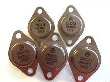 5 Pieces   Motorola 2N3773 Power Transistor / NTE284 / ECG284   FREE US Shipping