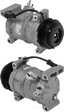 A/C Compressor Omega Environmental 20-21793-AM