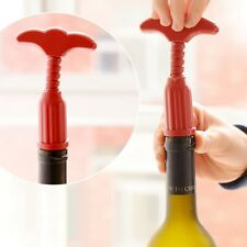 New listing Creative Stainless Steel Wine Bottle Opener Stainless Steel Wine Tool Marve L7F1
