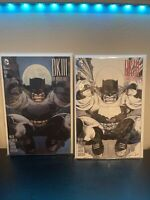 Batman Dark Knight  DK III MASTER RACE #1 PHANTOM SIMONSON  VARIANT SET