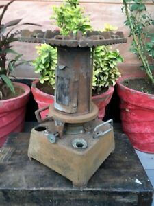 Antique Stove Cast Iron OiL Or Kerosene-Beatrice Trade Mark-1951 Made In England