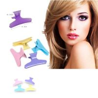 1*Fashion Women crab Hair claw clip Girls Plastic Mini Hairpin Claws Hair Clamp