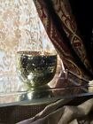 Anthropologie+Huge+Candle%2C+in+Mercury+glass%2C+3+wick%2C+New%2C+soy%2C+Rare.