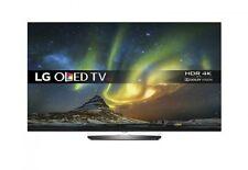 "LG OLED55B6V OLED HDR 4K Ultra HD Smart Television 55"" Freeview Black TV"