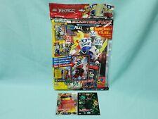 Lego Ninjago Serie 5 Trading Card Starterpack Sammelmappe Starter + 2 XXL Karten