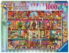 Ravensburger The Greatest Show on Earth 1000 Pieces Jigsaw Puzzle (RB15254-4)