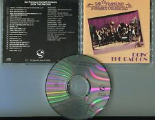 San Francisco Starlight Orchestra cd DOIN' THE RACOON ©1993 US-21-tr DIDX 021266
