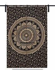 Mandala Wall Tapestry Door Curtain Decor Window Tab Top Curtains Boho Valances