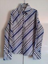 Camicia Uomo Moda Tg L Imperial Originale Cotone Elasticizzato Discoteca Casual
