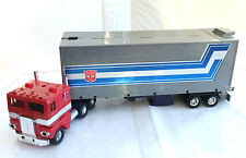 G1 1984 OPTIMUS PRIME • GENERATION ONE TRANSFORMER