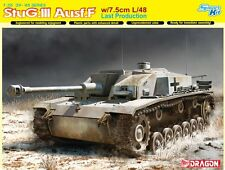 DRAGON 6756 1/35 StuG.III Ausf.F w/7.5cm L/48 Last Production