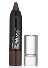Maybelline New York Brow Drama Pomade Crayon, Deep Brown, 0.04 oz. #260