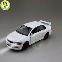 1/32 Jackiekim Mitsubishi Lancer EVO IX 9 RHD Diecast Car Model Toys Kids Gifts