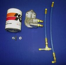 fits lincoln welder sa 200 oil filter upgrade kit f163 f162 k&n heavy duty