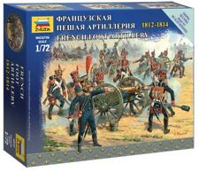 Zvezda 1/72 French Foot Artillery 1812-1814 # 6810