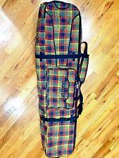 Burton Wheelie Locker Snowboard Bag Size 166