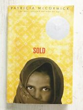 SOLD by Patricia McCormick paperback BOOK realistic fiction YA fiction