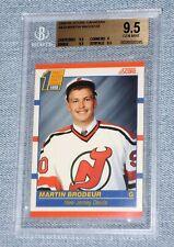 1990-91 Score Canadian MARTIN BRODEUR #439 RC BGS 9.5 New Jersey Devils HOF