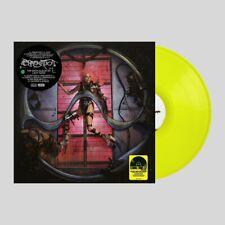 Lady Gaga Chromatica LIMITED EDITION yellow LP RSD 2021
