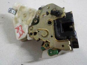 00-04 Nissan Xterra Driver Left Rear Door Power Lock Actuator Latch OEM