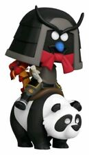 Funko Pop! Rides: Mulan - Mushu Riding Panda (6 inch) Vinyl Figure (Emerald City Comic Con Exclusive)