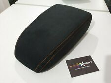 ford focus mk2 alcantara arm rest armrest cover coloured stitching st s pre face