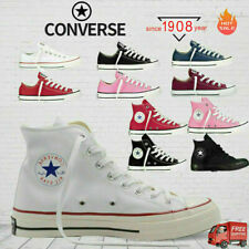 Converse Unisex All Star Low & Hi Top Chuck Taylor Trainer Shoes