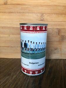 Beer can Rewe World Cup Bulgarien 1970, germany