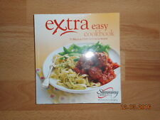 SLIMMING WORLD EXTRA EASY COOKBOOK 50 FAB FOOD OPTIMISING RECIPES NEW