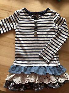 Next Kleid Langarm Gr. 128 🌼