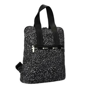 LeSportsac Classic Collection Everyday Backpack in Pop Fizz NWT