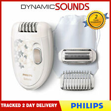 Philips HP6423/02 Satinelle Jambes et Corps Épilateur avec Rasage Tête